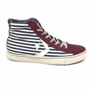 Converse Pro Lthr Vulc Mid Sneakers Shoes